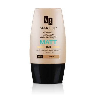 AA MAKE UP MATTIFYING & SMOOTHING ALAPOZÓ KRÉM 105