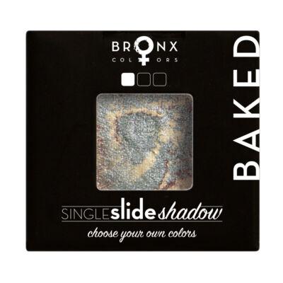BRONX COLORS - SINGLE CLICK BAKED SHADOW - MOON