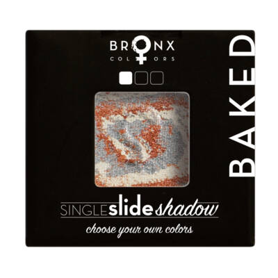 BRONX COLORS - SINGLE CLICK BAKED SHADOW - JUPITER