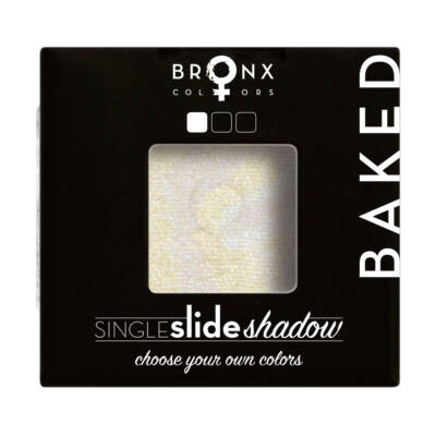 BRONX COLORS - SINGLE CLICK BAKED SHADOW - URANUS