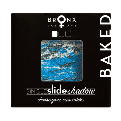 BRONX COLORS - SINGLE CLICK BAKED SHADOW - EARTH