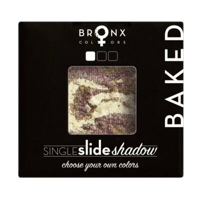 BRONX COLORS - SINGLE CLICK BAKED SHADOW - PLUTO