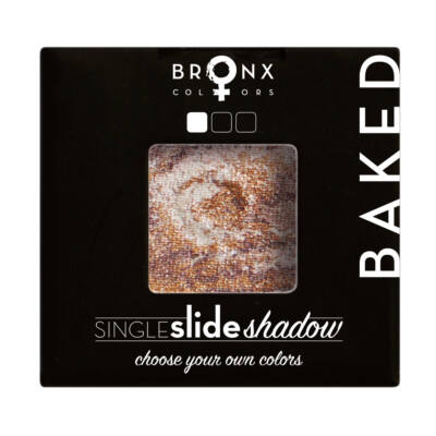 BRONX COLORS - SINGLE CLICK BAKED SHADOW - VENUS