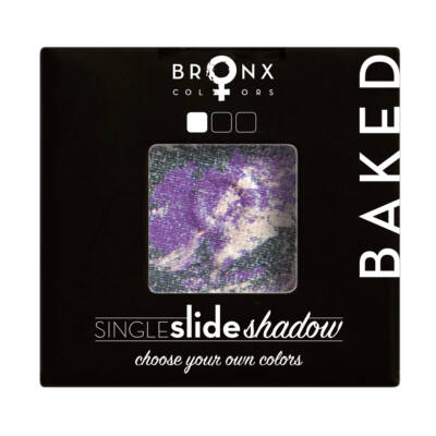 BRONX COLORS - SINGLE CLICK BAKED SHADOW - GALAXY