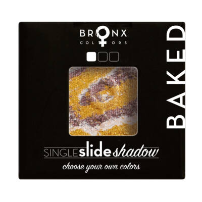 BRONX COLORS - SINGLE CLICK BAKED SHADOW - MARS