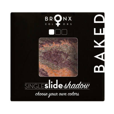 BRONX COLORS - SINGLE CLICK BAKED SHADOW - SATURN