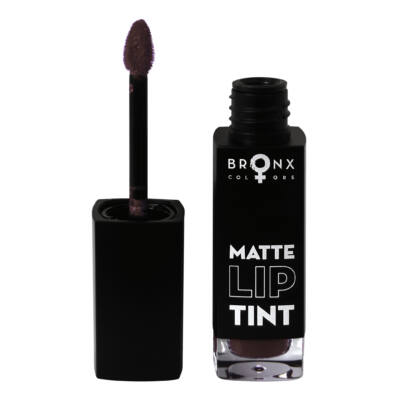 BRONX COLORS - MATTE LIP TINT - DARK MAUVE (MLT01)
