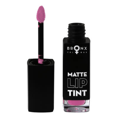 BRONX COLORS - MATTE LIP TINT - CANDY PINK (MLT05)
