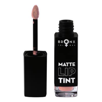 BRONX COLORS - MATTE LIP TINT - BEIGE PINK (MLT09)