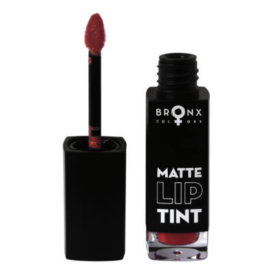 BRONX COLORS - MATTE LIP TINT - RED WINE (MLT11)