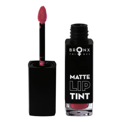 BRONX COLORS - MATTE LIP TINT - HOT RED (MLT12)