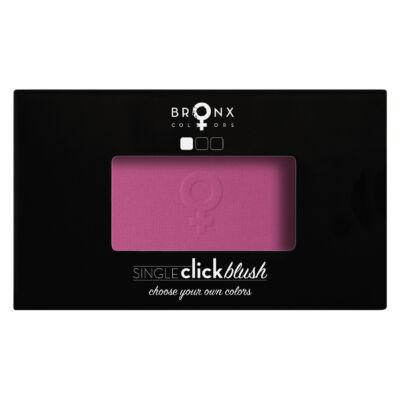 BRONX COLORS - SINGLE CLICK BLUSH - PIROSÍTÓ - SWEET PINK (SCB04)