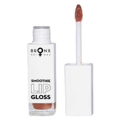 BRONX COLORS - SMOOTHIE LIP GLOSS - SZÁJFÉNY - CORAL (SLG08)