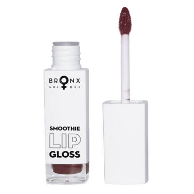 BRONX COLORS - SMOOTHIE LIP GLOSS - SZÁJFÉNY - CHOCOLATE (SLG10)