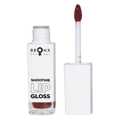 BRONX COLORS - SMOOTHIE LIP GLOSS - SZÁJFÉNY - RED WINE (SLG12)