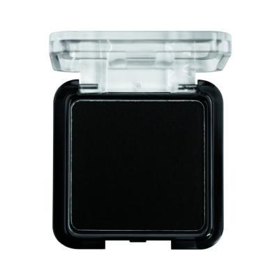 BRONX COLORS - SUPER SINGLE - SZEMHÉJPÚDER - BLACK GLITTER (SS11)