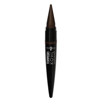 BRONX COLORS - TORPEDO EYELINER STICK - BROWN (TES07)