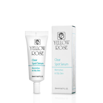 YELLOW ROSE HELYSPECIFIKUS ANTI-ACNE SZÉRUM