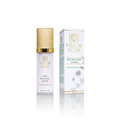 YELLOW ROSE SKIN RELAXANT ANTI-AGEING SZÉRUM
