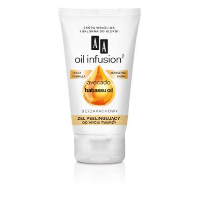 AA OIL INFUSION2 - MIKROSZEMCSÉS ARCLEMOSÓ GÉL 150 ML