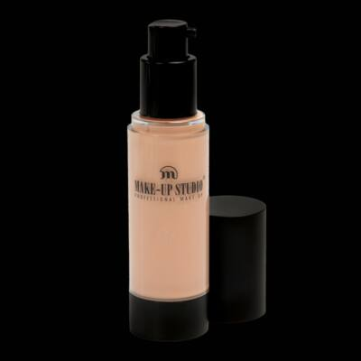 MAKE-UP STUDIO - ALAPOZÓ: FLUID MAKE-UP NO TRANSFER SILKY BEIGE 35 ML