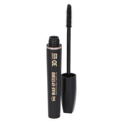 MAKE-UP STUDIO - MASCARA WATERPROOF 3D EXTRA BLACK 8,5 ML