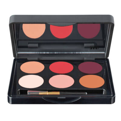 MAKE-UP STUDIO - LIP SHAPING PALETTE: RED MEETS PURPLE