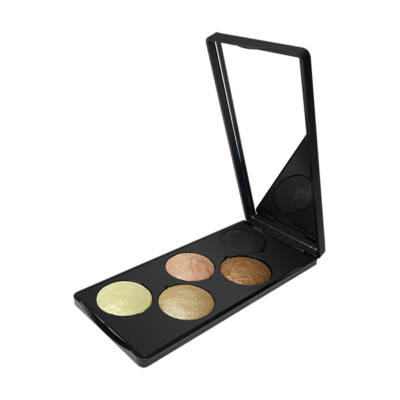 MAKE-UP STUDIO - EYESHADOW LUMIERE PALETTA - GOLDEN NUDE