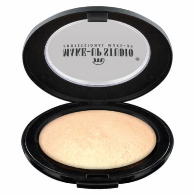 MAKE-UP STUDIO - LUMIERE HIGHLIGHTING POWDER: MYSTIC DESERT