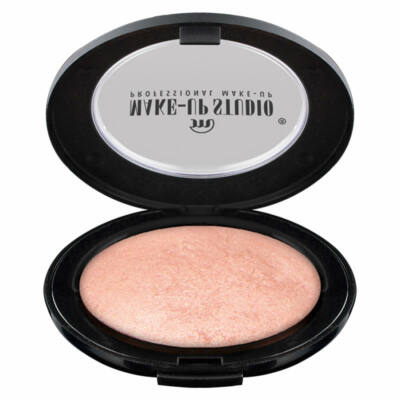 MAKE-UP STUDIO - LUMIERE HIGHLIGHTING POWDER: CHAMPAGNE HALO 7 G