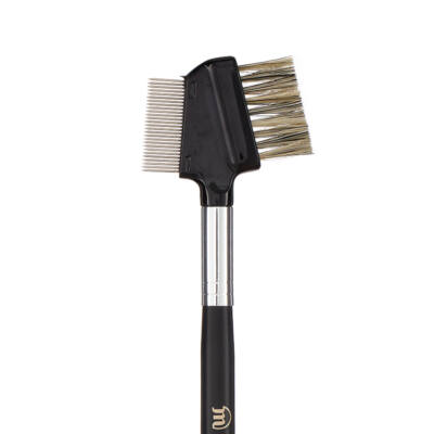 MAKE-UP STUDIO - PRO ECSET: NO. 23. EYELASH BRUSH & METAL COMB - SZEMPILLA FÉSŰ ÉS KEFE 2IN1