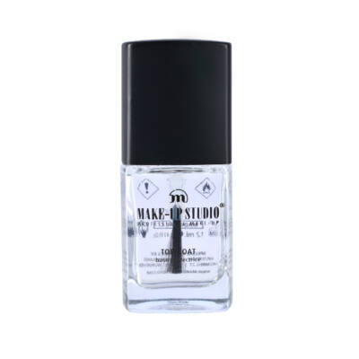 MAKE-UP STUDIO - NAIL TOP COAT 12 ML