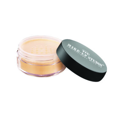 MAKE-UP STUDIO - TRANSLUCENT POWDER EXTRA FINE BANANA 15 G