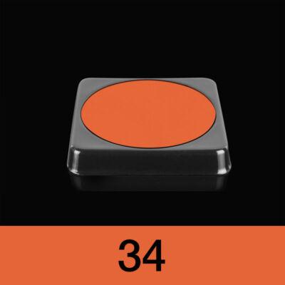 MAKE-UP STUDIO - BLUSHER REFILL: 34 3 G -  AJÁNDÉK ZODIAC STRASSZ