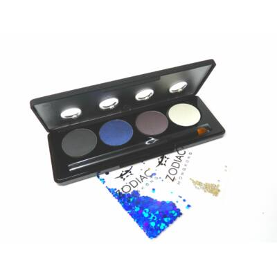 MAKE-UP STUDIO - EYE COLLECTION: SMOKEY EYE EXTREME 4*2 G - AJÁNDÉK ZODIAC STRASSZAL