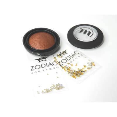 MAKE-UP STUDIO - EYESHADOW LUMIERE: CRYSTAL BRUNETTE 1,8 G - AJÁNDÉK ZODIAC STRASSZ