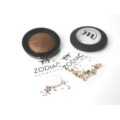 MAKE-UP STUDIO - EYESHADOW LUMIERE: CHESTNUT GOLD 1,8 G - AJÁNDÉK ZODIAC STRASSZ