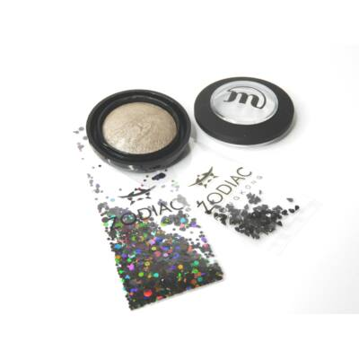 MAKE-UP STUDIO - EYESHADOW LUMIERE: MYSTERIOUS TAUPE 1,8 G - AJÁNDÉK ZODIAC STRASSZ