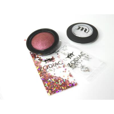 MAKE-UP STUDIO - EYESHADOW LUMIERE: RUSTY RADIANCE 1,8 G - AJÁNDÉK ZODIAC STRASSZ
