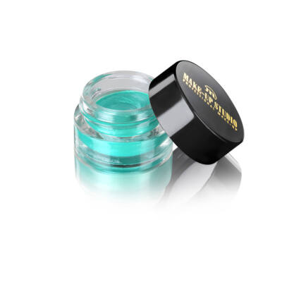 MAKE-UP STUDIO - DURABLE EYESHADOW MOUSSE: EDGY EMERALD 5 ML