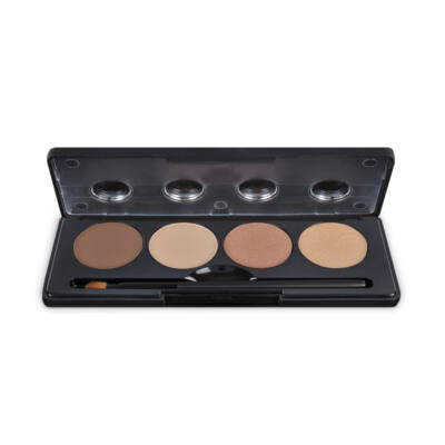 MAKE-UP STUDIO - EYE COLLECTION: NATURAL EVENING 4*2 G