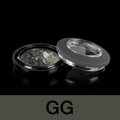 MAKE-UP STUDIO - EYESHADOW MOONDUST: GREEN GALAXY 1,8 G