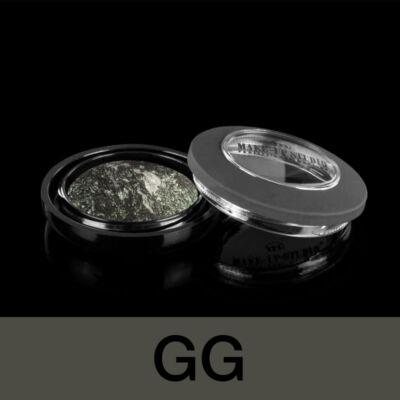 MAKE-UP STUDIO - EYESHADOW MOONDUST: GREEN GALAXY 1,8 G