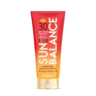 Farmona Sun Balance: Vízálló napvédő lotion SPF 30 150 ml