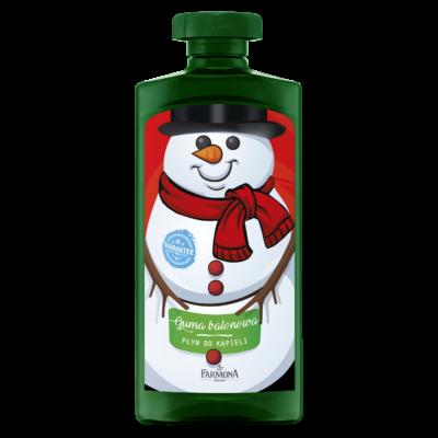 FARMONA MAGIC SPA: Hóember habfürdő (rágógumi illatú) 500 ml