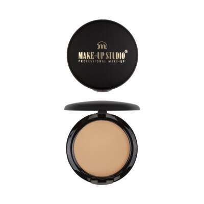 MAKE-UP STUDIO - COMPACT MINERAL POWDER: WARM BEIGE 9 G