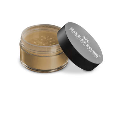 MAKE-UP STUDIO - GOLD REFLECTING POWDER - HIGHLIGHTER PÚDEREK 15 G