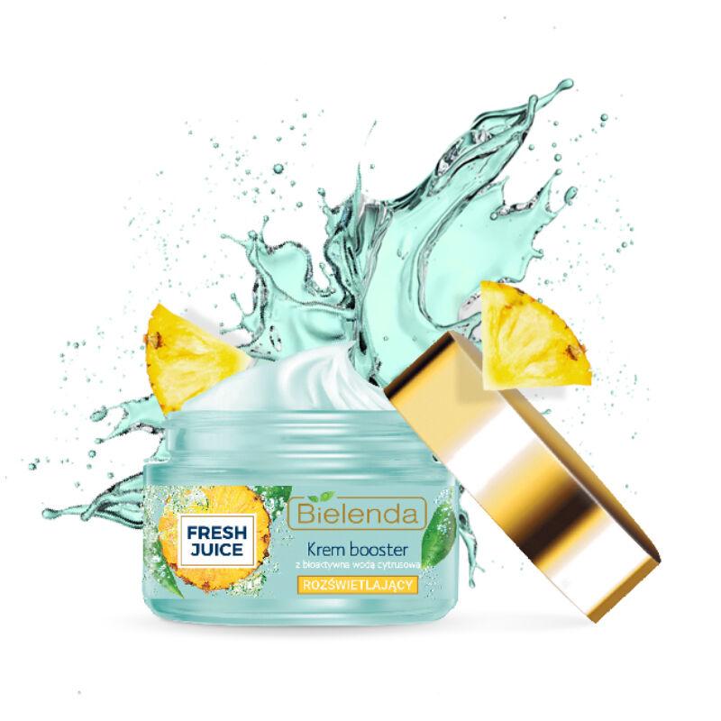 BIELENDA FRESH JUICE: Bőrszínjavító hatású gél-krém 50 ml