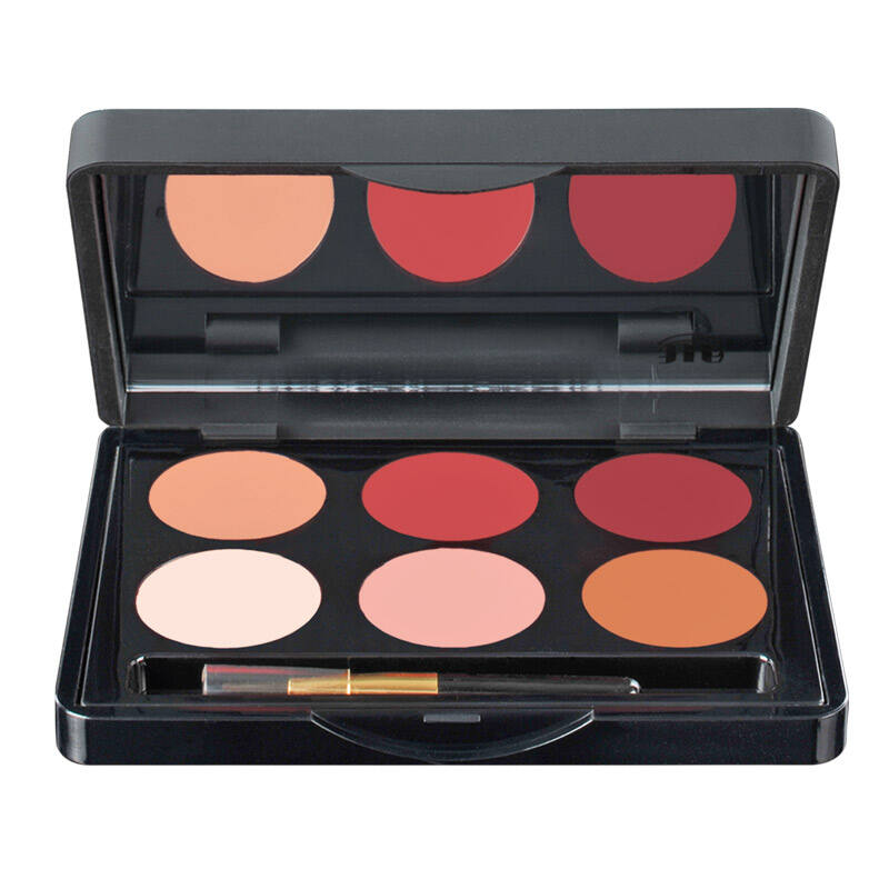 MAKE-UP STUDIO - LIP SHAPING PALETTE: NUDE MEETS PLUM