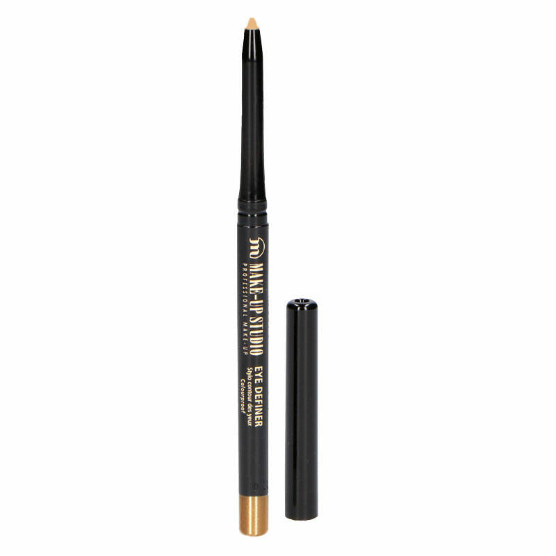 MAKE-UP STUDIO - EYE DEFINER: GOLD